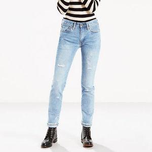 Levi's 505c Japanese Selvedge Slim Straight Jeans
